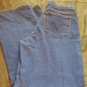 Levi jeans 512